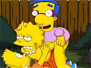 Bart & Melhaus fucking Lisa hardly