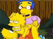Bart & Melhaus fucking Lisa hardly