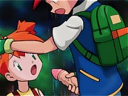 Misty the Pokemon trainer in Oral Porn Video Scene