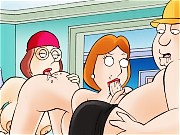 Family Guy reveals secrets