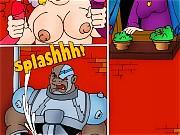 Teen Titans wild sex